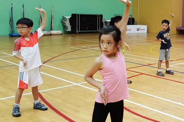 Active Wushu Camp (20 & 27 Jun '15)